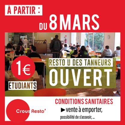 CROUS-RU-Tanneurs-Réouverture-8-mars-2021