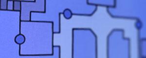 plan du site bleu
