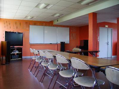 Une salle de cours