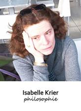 Isabelle Krier